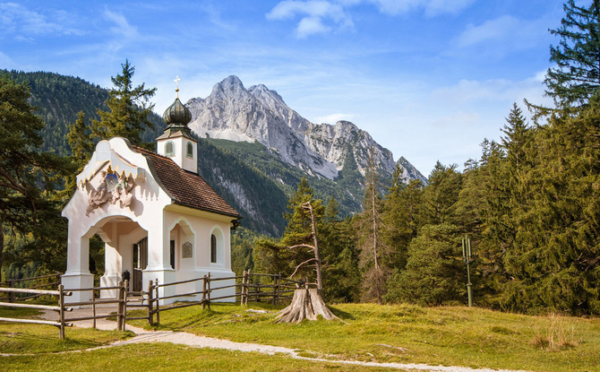 Die Kirche am Sonntag