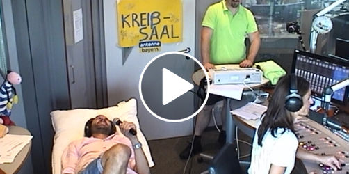 Stefan Meixner am Wehen-Simulator - die Highlights im Video