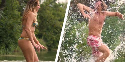 Video mit Leiki und Indra: Welcher der drei Badeseetypen bist du?