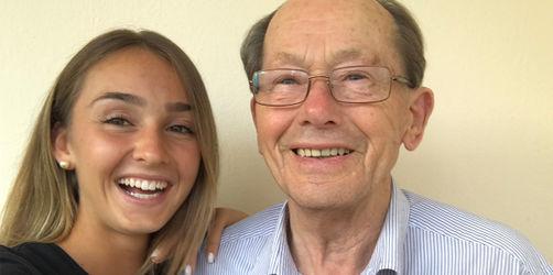 Verenas großer Wunsch für ihren Opa Friedrich