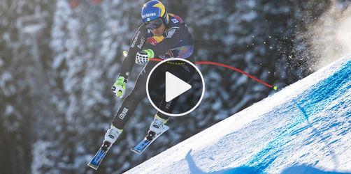 Zum Nachhören: Leiki und das gefährlichste Skirennen der Welt