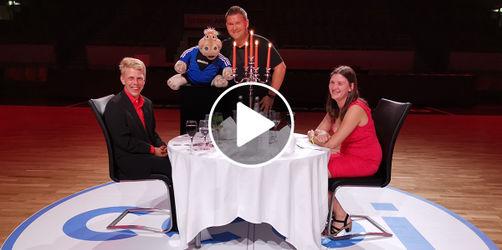 Liebestag nach Schicksalsschlag: ANTENNE BAYERN überrascht Marcel und Karin