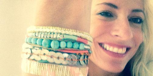 Die Party-Armbänder sind der Schmucktrend im Sommer 2015!