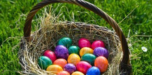 Kuriose, lustige und fiese Verstecke für Ostergeschenke