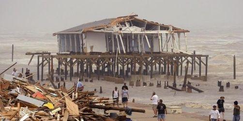 2008 mit schlimmer Katastrophenbilanz