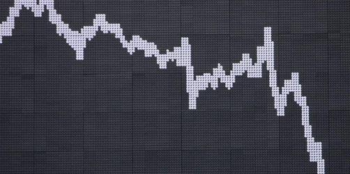 Erhofftes goldenes Börsenjahr wurde zum Horrortrip