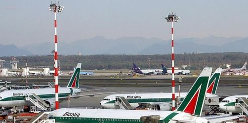 Air France/KLM bald neuer Partner von Alitalia?