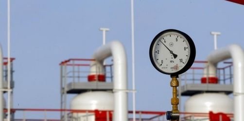 Gasstreit führt zu Lieferausfällen in Europa