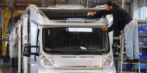 Niederländer retten Wohnwagen-Bauer Knaus Tabbert