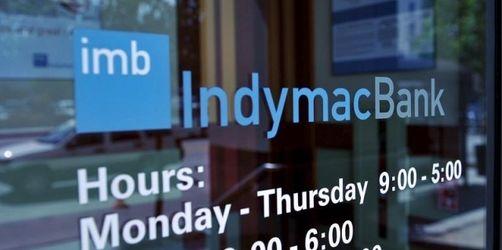 Investoren-Gruppe kauft US-Hypothekenbank IndyMac