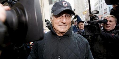 Neue Vorwürfe gegen Madoff - Jetzt droht U-Haft