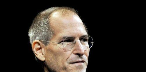 Apple-Chef Jobs beruhigt Investoren: Kein Krebs
