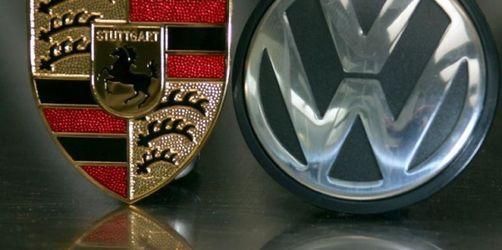 Porsche sichert sich Mehrheit an VW