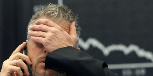 Finanzkrise lässt Haushaltsvermögen schmelzen