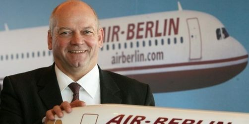 Air Berlin verbucht Passagierrekord