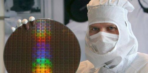 Intel fällt in Jahresend-Loch
