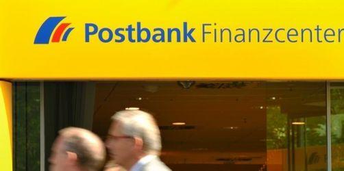 Postbank mit deutlichem Verlust