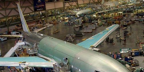 Boeing streicht 4500 Jobs im Verkehrsflugzeugbau