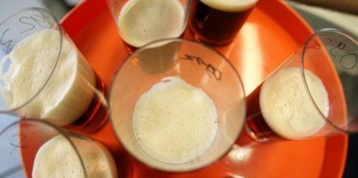 Bierabsatz in Deutschland 2008 erneut gefallen
