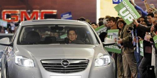 Industrie sucht mit «grünen» Autos Weg aus Krise