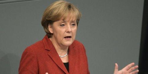 Merkel fordert Autoindustrie zu Innovationen auf