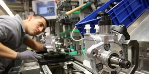 Bosch meldet für rund 9000 Mitarbeiter Kurzarbeit an