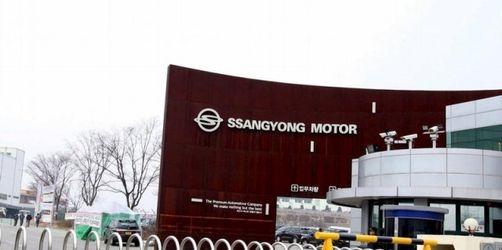Autohersteller Ssangyong stellt Produktion ein