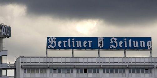 Du Mont kauft «Berliner Zeitung» und «Mopo»