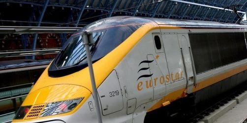Eurostar verzeichnet Fahrgast-Rekord