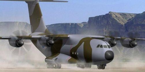 EADS: Probleme mit A400M unterschätzt