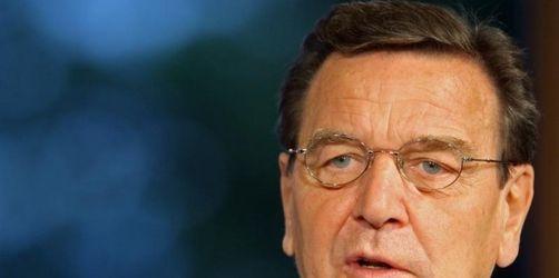 Altkanzler Schröder in TNK-BP-Aufsichtsrat