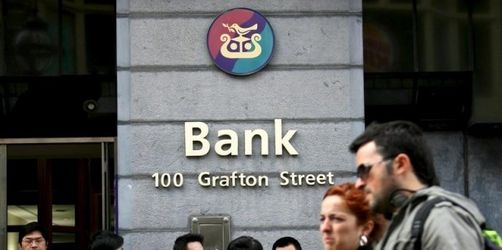 Irland verstaatlicht erste Bank
