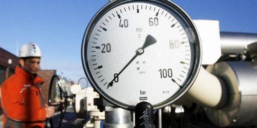 Gaskrise zehrt an Vorräten in deutschen Gasspeichern