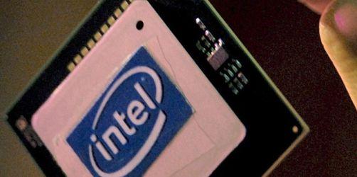Intel mit massivem Einbruch bei Gewinn und Umsatz