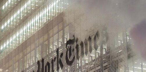 «New York Times» verhandelt über Finanzspritze