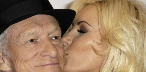 Diese Promi-Paare lieben sich trotz großem Altersunterschied