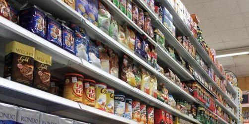 Lebensmittelpreise steigen weiter