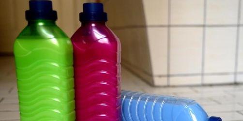 Neue Flüssigwaschmittel können Vergiftungsunfälle bei Kindern verursachen