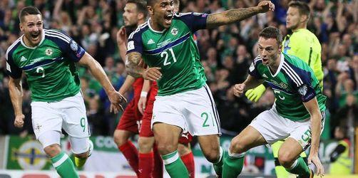 Nordirland Gruppenzweiter - England kurz vor WM-Teilnahme