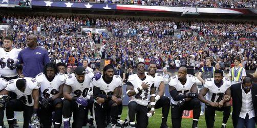 US-Sportler kontern Trump-Kritik - LeBron James: «Penner»