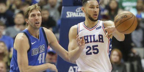 Nächste Pleite für Dallas und NBA-Star Nowitzki