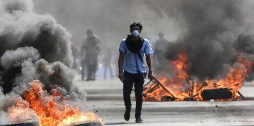 Tote bei Protesten gegen Sozialreform in Nicaragua