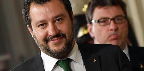 Populisten kurz vor Regierungsbildung in Italien