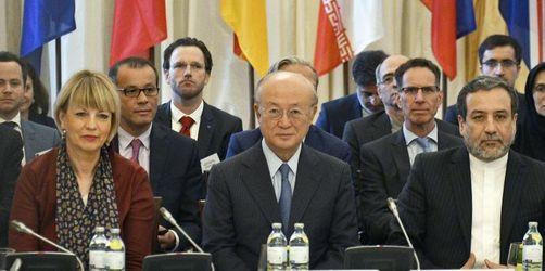 Iran sieht Chance für Fortsetzung des Atomabkommens