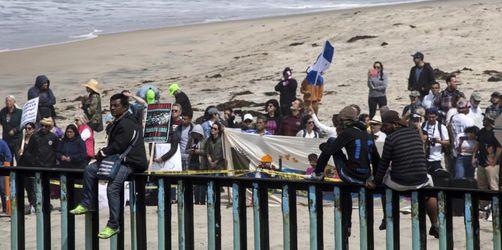 Die USA kämpfen mit Trumps Migrationschaos