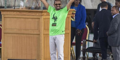 Anschlag auf Kundgebung in Äthiopien