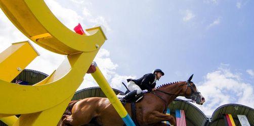CHIO: Ehning reitet beim Preis von Europa auf Rang drei