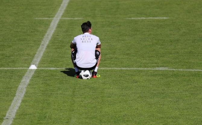 Özil tritt aus Nationalmannschaft zurück