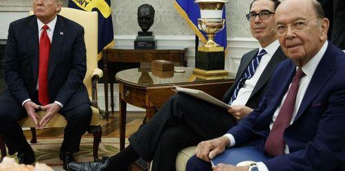 US-Regierung droht der Türkei mit neuen Sanktionen