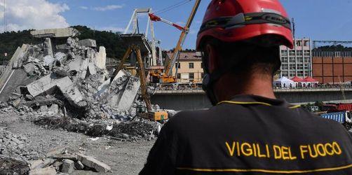 Genua trauert um die Opfer des Brückeneinsturzes